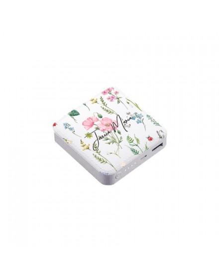 meadow green Power Bank