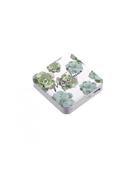 Succulent Power Bank